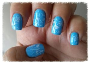 santorini  by Julie G stamped