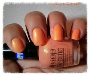 bits and peaches  swatch