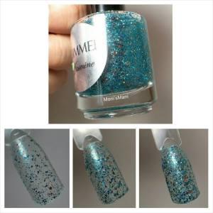 shimmer jasmine swatch stick