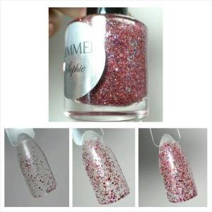 shimmer polish sophie swatch stick