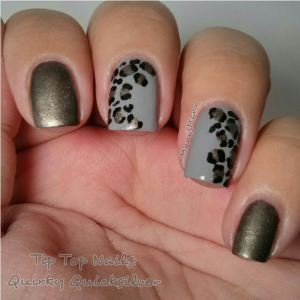 tip top quirky quicksilver nail art