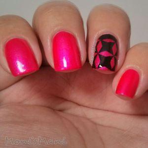 amazing chic nails festival season nailart