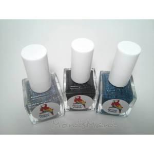 parrot polish bottles