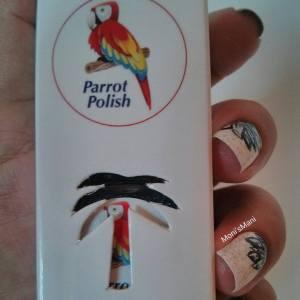 parrot polish box