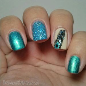 parrot polish feather 2