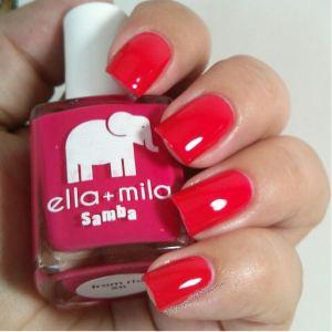 ella mila samba from rio 2