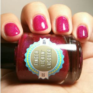 finger lickin lacquer cranberry cosmos 1