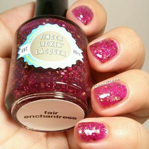finger lickin lacquer fair enchantress 2
