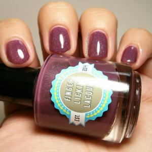 finger lickin lacquer  mauvelous 2