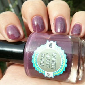 finger lickin lacquer  mauvelous outside 2
