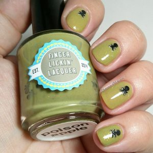 finger lickin lacquer poison apple 1
