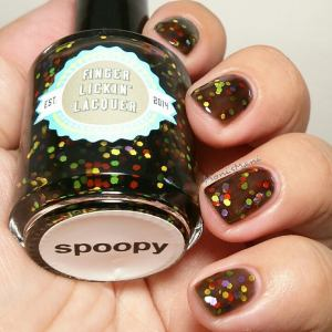 finger lickin lacquer  spoopy 2