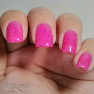 parrot polish sugar plum 2