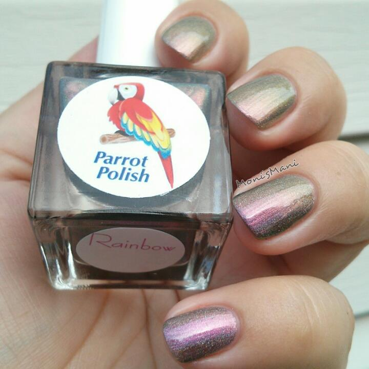 Parrot Polish International Love Collection Swatches