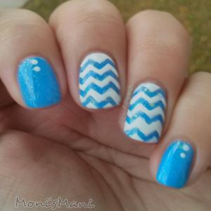 pahlish your bright shadow chevron