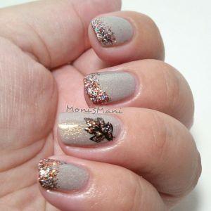 prosecco nail art